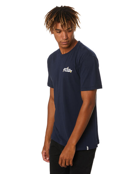 MIDNIGHT MENS CLOTHING THE CRITICAL SLIDE SOCIETY TEES - TE2029MDN