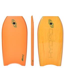 ORANGE SURF BODYBOARDS HYDRO BOARDS - 36009ORG