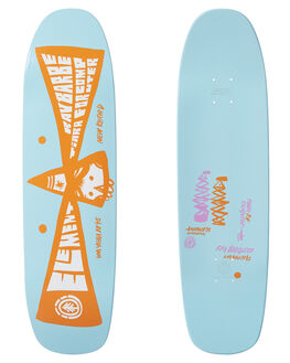 LIGHT BLUE BOARDSPORTS SKATE ELEMENT DECKS - BDPRPCWB_LBLU