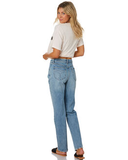 90S BLUE WOMENS CLOTHING ROLLAS JEANS - 12893-829
