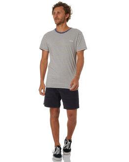 NAVY MENS CLOTHING RHYTHM TEES - OCT18M-CT04-NAV