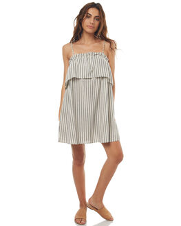 STRIPE WOMENS CLOTHING SWELL DRESSES - S8171455STRIP