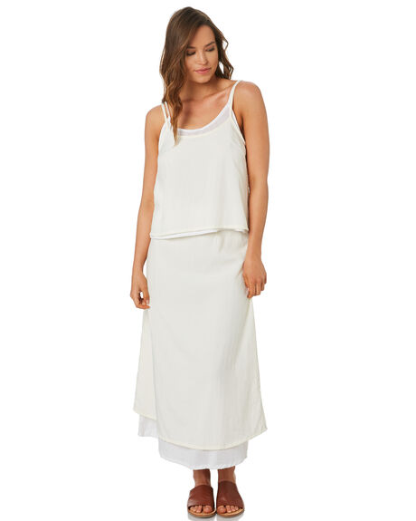 CREAM OUTLET WOMENS ZULU AND ZEPHYR FASHION TOPS - ZZ2762CRM