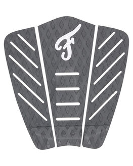 COAL BOARDSPORTS SURF FAMOUS TAILPADS - LUCK004COAL