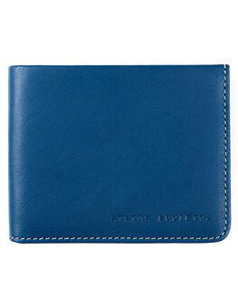 BLUE MENS ACCESSORIES STATUS ANXIETY WALLETS - SA2193BLU