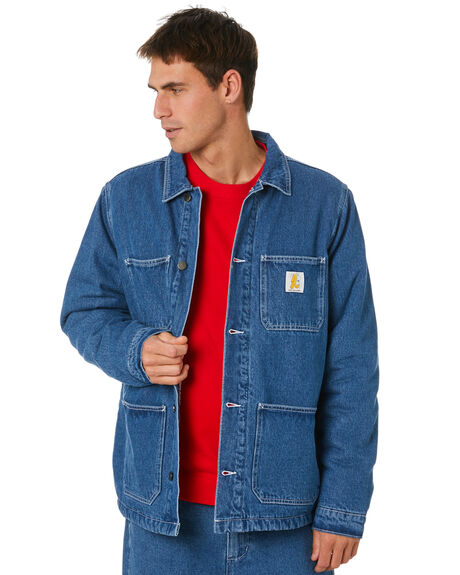 DENIM MENS CLOTHING MISFIT JACKETS - MT006503DNM