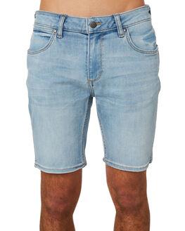 SANDS INDIGO MENS CLOTHING WRANGLER SHORTS - W-901463-GD5SNDIN
