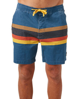 BLUE STEEL MENS CLOTHING THE CRITICAL SLIDE SOCIETY BOARDSHORTS - BS1841BLSTE