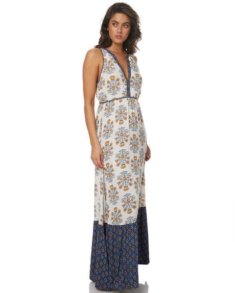 WHITE WOMENS CLOTHING TIGERLILY DRESSES - T372416WHT