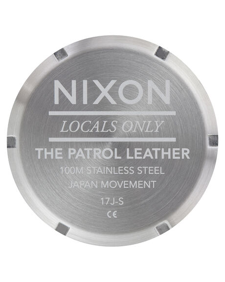 NAVY SADDLE MENS ACCESSORIES NIXON WATCHES - A12432186