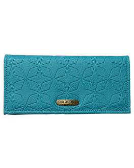 TEAL WOMENS ACCESSORIES BILLABONG PURSES + WALLETS - 6675213TEAL