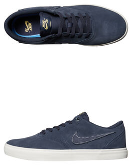 THUNDER BLUE WHITE MENS FOOTWEAR NIKE SNEAKERS - SS843895-402M