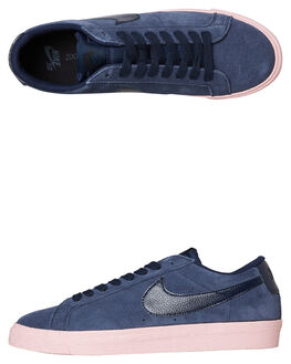 OBSIDIAN BUBBLEGUM MENS FOOTWEAR NIKE SKATE SHOES - 864347-402