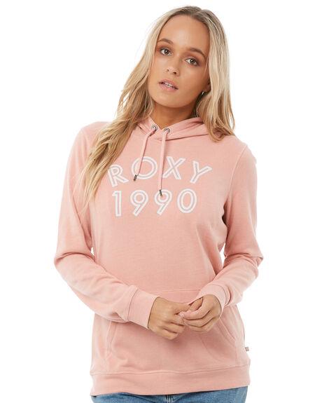 ROSE TAN WOMENS CLOTHING ROXY JUMPERS - ERJFT03728MHB0