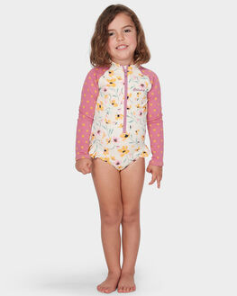 WHITE SWAN KIDS GIRLS BILLABONG SWIMWEAR - 5795005WHS