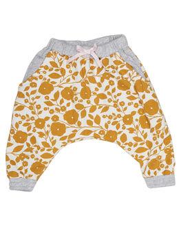 COOL WHIP KIDS TODDLER GIRLS BILLABONG PANTS - 5585402CLWHP