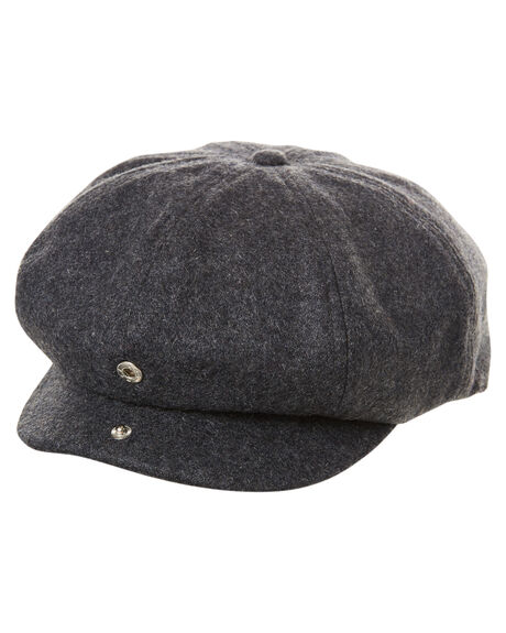 DARK GREY MENS ACCESSORIES BRIXTON HEADWEAR - 00006DKGRY