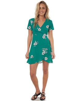 JADE WOMENS CLOTHING REVERSE DRESSES - 3940-1JAD