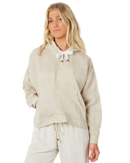WHEAT WOMENS CLOTHING SAINT HELENA JUMPERS - SH18AW516-WHE