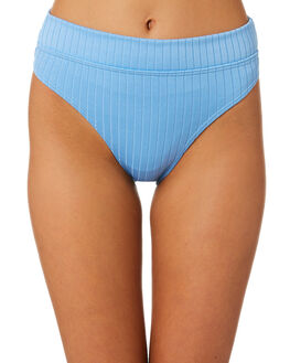 BLUE WOMENS SWIMWEAR SWELL BIKINI BOTTOMS - S8184335BLUE