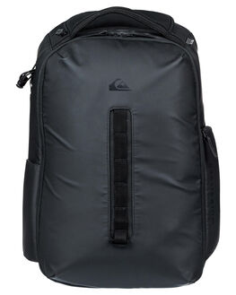 BLACK MENS ACCESSORIES QUIKSILVER BAGS + BACKPACKS - EQYBP03609-KVJ0