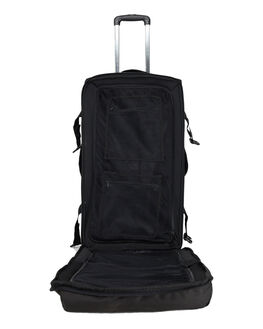 RVCA BLACK MENS ACCESSORIES RVCA BAGS + BACKPACKS - RV-R381455-RVB