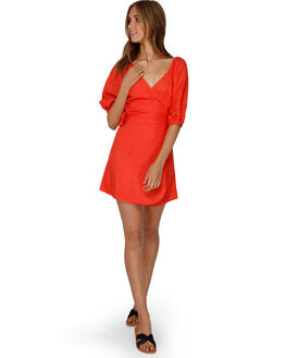 MANDARIN WOMENS CLOTHING BILLABONG DRESSES - BB-6591479-M02