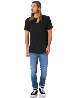 ALL DAY BLUE MENS CLOTHING A.BRAND JEANS - 811961854