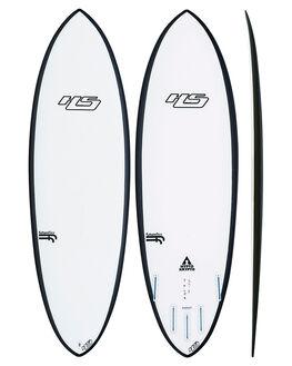 CLEAR BOARDSPORTS SURF HAYDENSHAPES GSI PERFORMANCE - HS-HYPTOFFV-0606-CL1