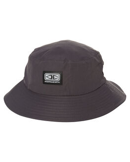 BLACK MENS ACCESSORIES OCEAN AND EARTH HEADWEAR - SMHA02BLK