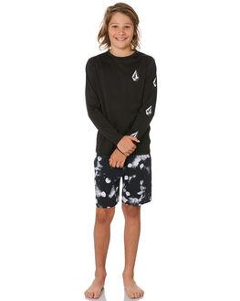 BLACK BOARDSPORTS SURF VOLCOM BOYS - P0341800BLK