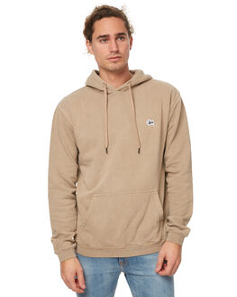 WASHED TAUPE MENS CLOTHING STUSSY JUMPERS - ST077200WTPE