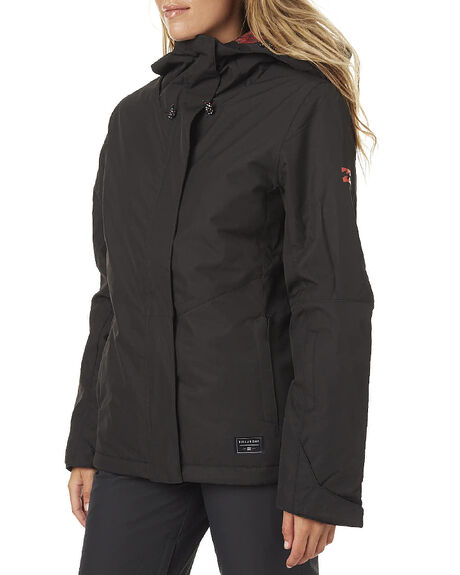BLACK SNOW OUTERWEAR BILLABONG JACKETS - Z6JF02BLACK
