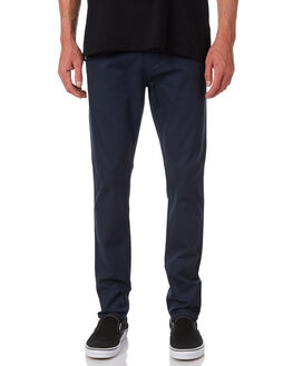 DUKE BLUE MENS CLOTHING ZANEROBE PANTS - 719-FTDUKBL