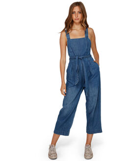 FRENCH BLUE WOMENS CLOTHING BILLABONG PLAYSUITS + OVERALLS - BB-6591514-376