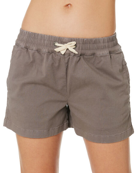 GREY WOMENS CLOTHING RIP CURL SHORTS - GWAFH10080