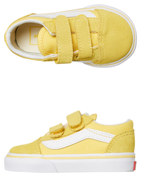 ASPEN GOLD KIDS GIRLS VANS FOOTWEAR - VNA344KVDWAGOLD