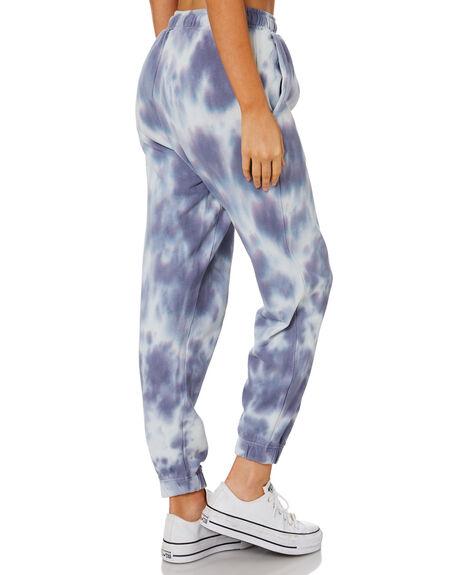 PALE BLUE WOMENS CLOTHING STUSSY PANTS - ST1M0190PLBL