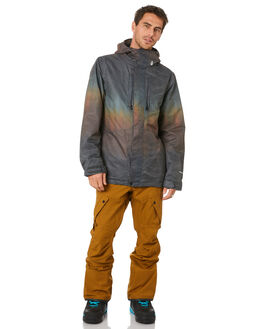 BROWN BOARDSPORTS SNOW VOLCOM MENS - G0452007BRN