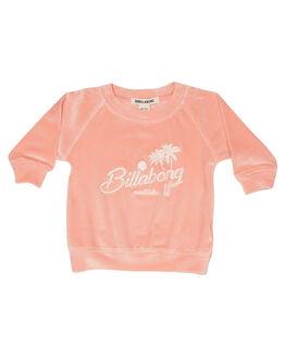 ROSE QUARTZ KIDS GIRLS BILLABONG JUMPERS + JACKETS - 5595738RQZ