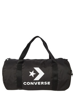 BLACK MENS ACCESSORIES CONVERSE BAGS + BACKPACKS - 10006944BLK