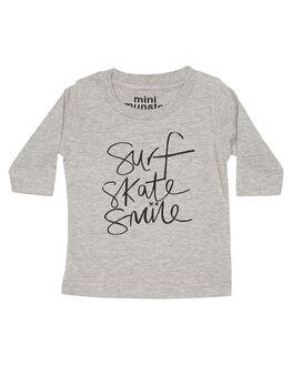 GREY MARLE OUTLET KIDS MUNSTER KIDS CLOTHING - MI172TL04GRYM