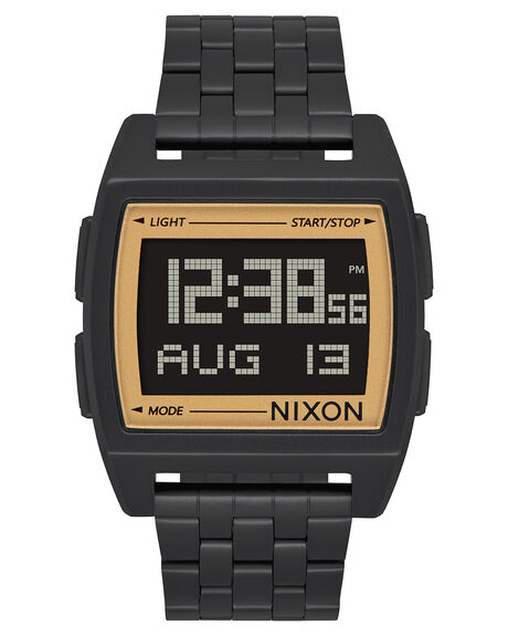 ALL BLACK GOLD MENS ACCESSORIES NIXON WATCHES - A11071031