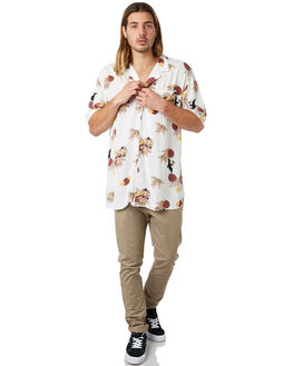 WHITE MENS CLOTHING ZANEROBE SHIRTS - 300-PREWHT