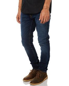 INK NAVY MENS CLOTHING NUDIE JEANS CO JEANS - 112471INKNV