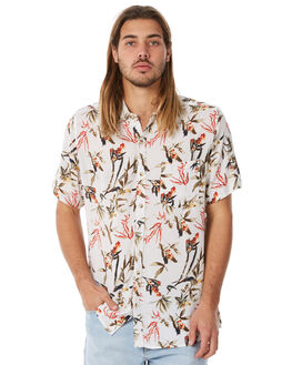 SWAMPED MENS CLOTHING A.BRAND SHIRTS - 811704101