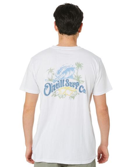 WHITE MENS CLOTHING O'NEILL TEES - 6311110WHT