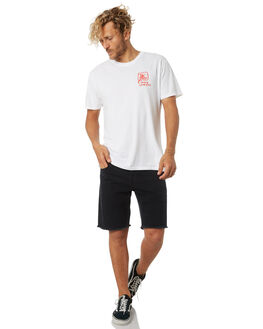 WHITE MENS CLOTHING OAKLAND SURF CLUB TEES - AW18T5000
