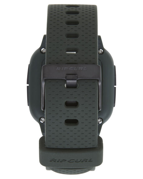 MILITARY GREEN MENS ACCESSORIES RIP CURL WATCHES - A11370854
