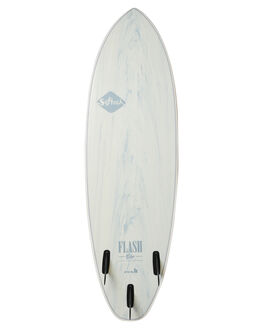 WHITE MARBLE BOARDSPORTS SURF SOFTECH SOFTBOARDS - FEGII-WHM-060WHIM